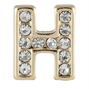 Picture of Gold 'H' Charm