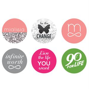 Picture of Logos Large Locket Backdrops